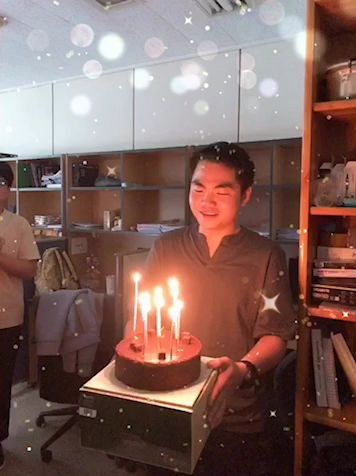 Birthday party(Thanh) (Aug. 5th 2019)